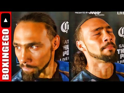 KEITH THURMAN FIGHTING FOR THE WBC BELT HE JUST VACATED ONCE HE HEALS - INJURY FREE SAYS WBC