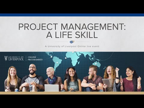 Project Management as a life skill