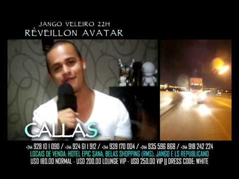 AVATAR Reveillon 2012_Promo Spot Tv Angola