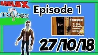 Roblox Mailbox Episode 1 | 27/10/18 | Ozzers Oz