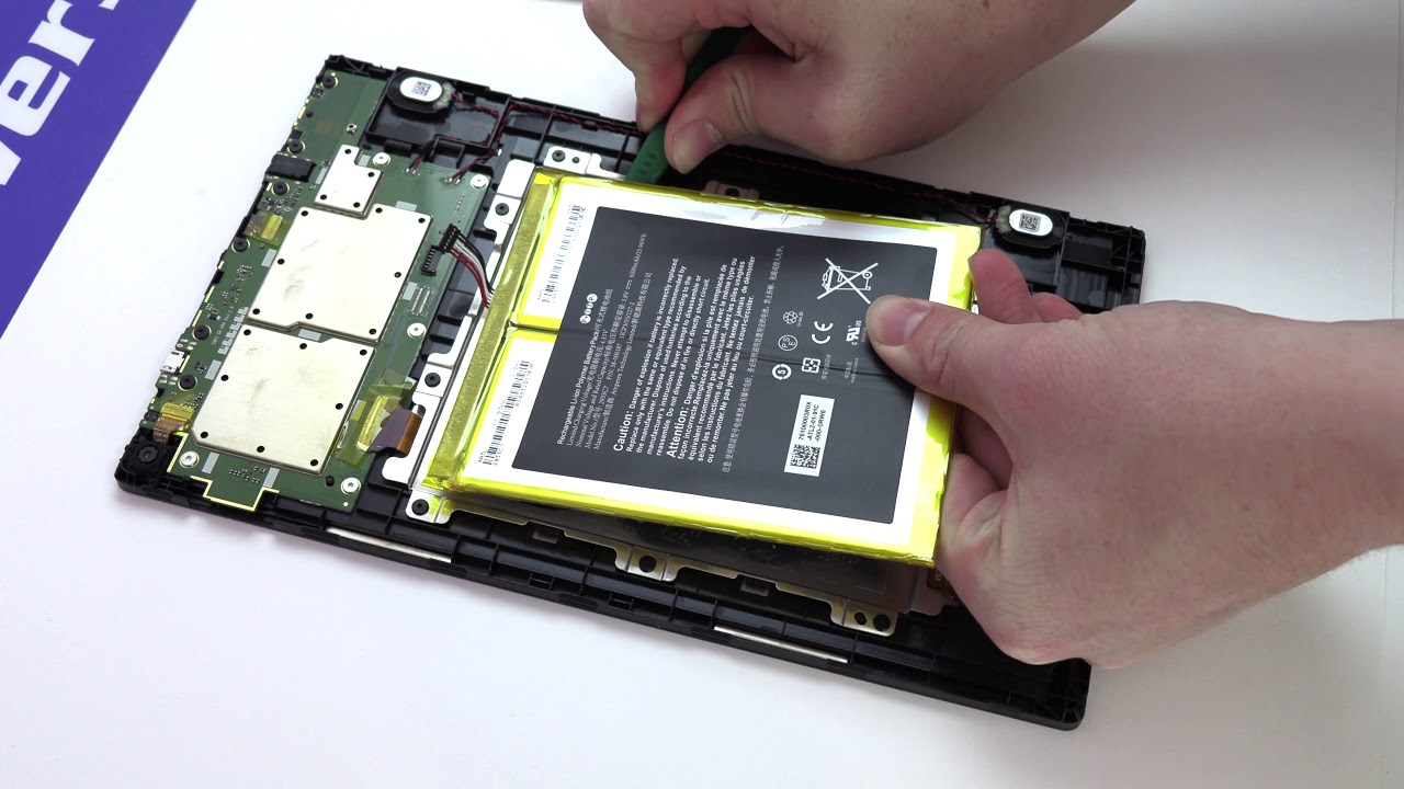How to Replace Your Amazon Fire HD 40 40th Generation Battery