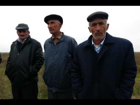 Ucar Qebele sakinleri video