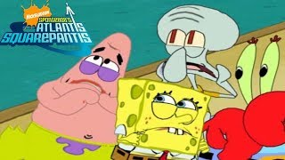 SpongeBob Atlantis SquarePantis - Full Gameplay Walkthrough ( Longplay)