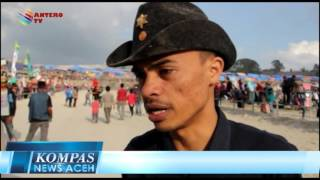 PACUAN KUDA TRADISIONAL | KOMPAS NEWS ACEH 11/01/2016