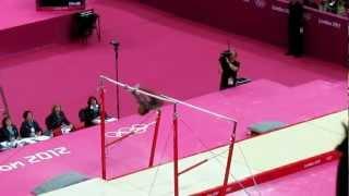 Gabby Douglas Uneven Bars - Olympics 2012