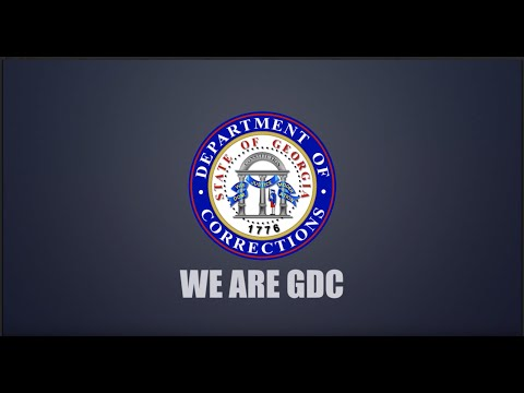 We are GDC - Start your law enforcement career with us!