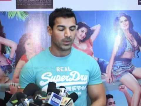 John Abraham expecting a hattrick at the box office