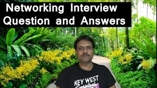 Networking Interview  Question and Answers by Tech Guru Manjit