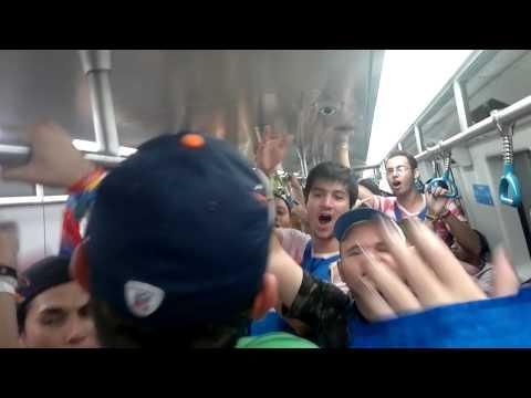 Oh! Costa Rica em Metro Rio