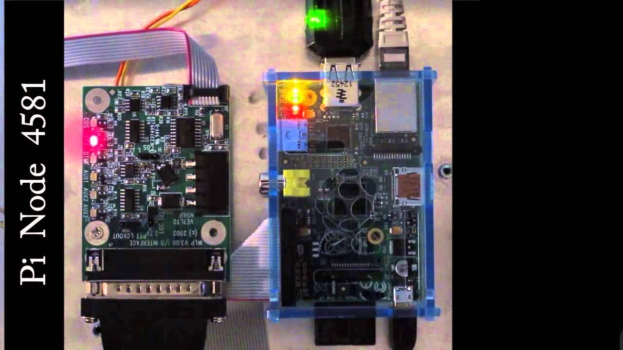 Amateur Radio : Raspberry Pi IRLP Node 4581