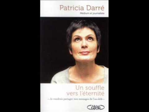 médium Patricia Darré interview radio