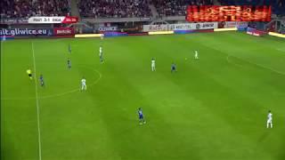 Fenomenalny gol Piasta Gliwice w europejskich pucharach!