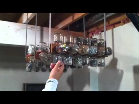Nut And Bolt Rotary Storage Unit Youtube