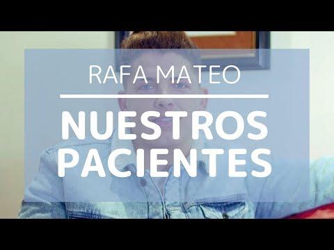 Rafa Mateo, participante en