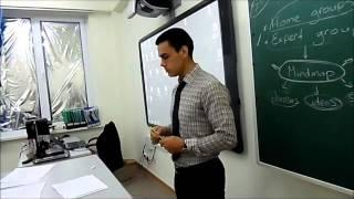 Использование стратегий критического мышления на уроке английского языка