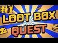 Loot Box Quest Gameplay #1 - It Begins!