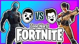 Naz Gets DESTROYED | Fortnite: Battle Royale | Emigna's Downhill River Zone Wars