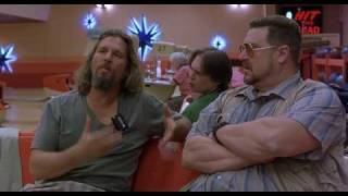 The Big Lebowski Jesus Scene (HD 720p)