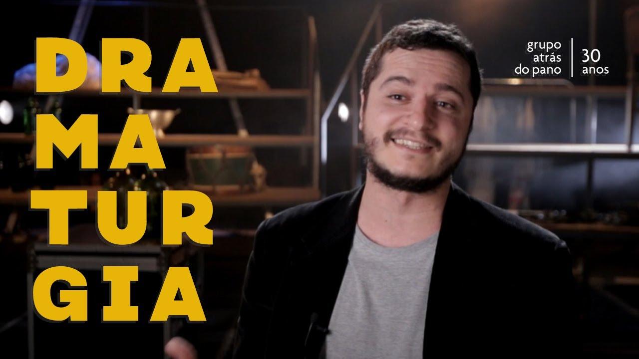 """Quarto episódio da série """"Atrás do Pano 30 anos"""": Dramaturgia, com Francisco Falabella Rocha"""
