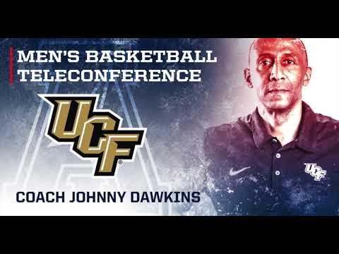 Open Mike - Podcast: Johnny Dawkins on UCF's red-hot start in men's hoops