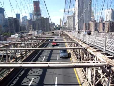 New York Brooklyn Bridge New York Amerika USA September 2009