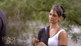 Alexx and Tiffany Get Their Lines Crossed on Their Fishing Date | Ready to Love | OWN