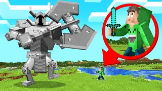 NEW *HUGE* KNIGHT BOSS In MINECRAFT! (Insane)
