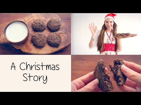 GLUTEN FREE CHRISTMAS COOKIES + DAIRY FREE MILK FOR SANTA! (A story about an Elf)
