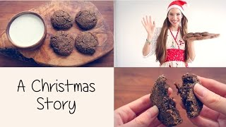 GLUTEN FREE CHRISTMAS COOKIES + DAIRY FREE MILK FOR SANTA! (A story about an Elf) Thumbnail