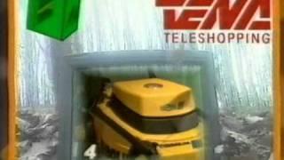 Reklamy 1991 - český TV kanál OK3