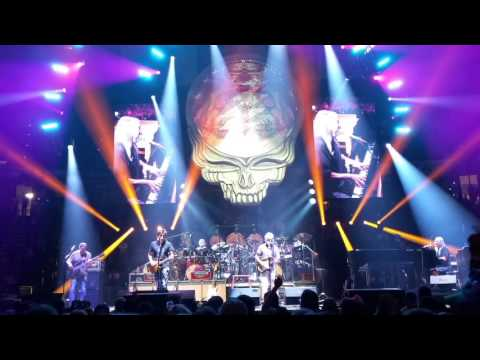 "Dead & Company ~ ""Touch Of Grey"" 10/29/15 Albany,N.Y."