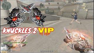 Bình Luận Cf : Knuckles 2 Vip-infernal Dragon Cận Chiến Nguy Hiểm Nhất Cf