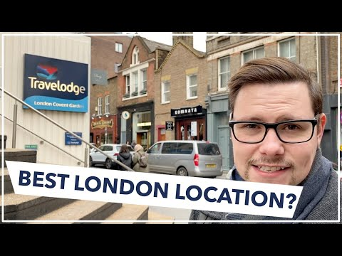 Travelodge Covent Garden: Best & Cheapest London Location