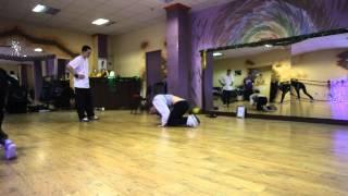 Practice footage with Skill Methods Funk Fanatix Zames crew