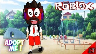ROBLOX Indonesia #45 Adopt Me! | Elementary school Boy is Brewokan