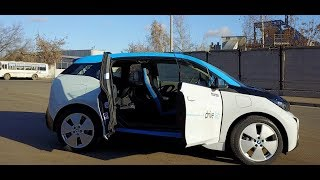 Тест драйв BMW i3 - как Iphone X только за 5 000 000 рублей!!