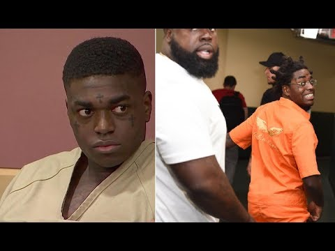 Kodak Black Placed in Solitary Confinement for 30 Days after unauthorized 3-way Call.