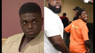 Kodak Black Placed in Solitary Confinement for 30 Days after unauthorized 3-way Call. thumbnail