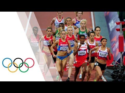 Women's 1500m Final - Full Replay | London 2012 Olympics