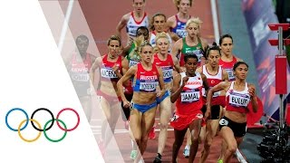 Turkey Win 1500m Gold & Silver - London 2012 Olympics
