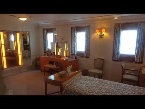 The Royal Yacht Britannia - L'ultimo Titanic che si può visi