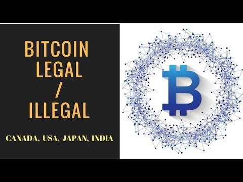 BITCOIN Legal Or Illegal | INDIA, CANADA, USA, JAPAN, CHINA | Bitcoin Ban Or Not After 5 July