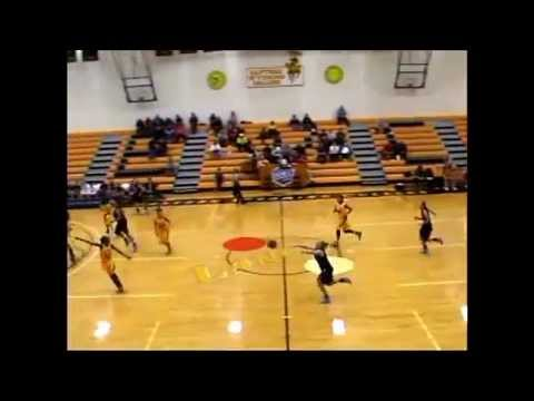 Courtney Dollison Official Freshman Highlights 2013-2014 (Eastern Wyoming College)