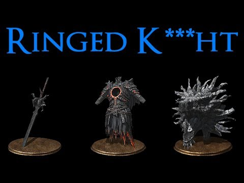 Dark Souls 3 PVP - Ringed knight Vs 2 Billions blues