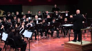 UNT Wind Symphony: Hesketh