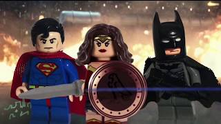 Batman v Superman: Dawn Of Justice LEGO Trailer 2