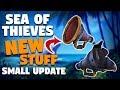 Sea of Thieves Mini Future Content Update: Speaking Trumpet, Tattoos & Podcast Summary