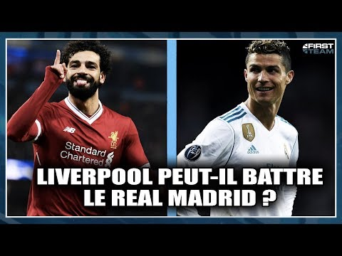 LIVERPOOL PEUT-IL BATTRE LE REAL MADRID ? Class'Foot #33
