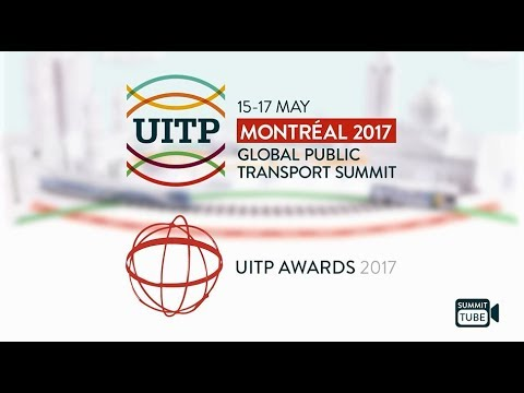 Focus on UITP Awards 2017