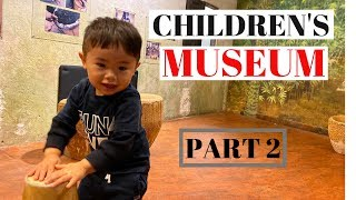 Seattle Children's Museum - Cultural Tour of South America, Japan, and many pretend toys!